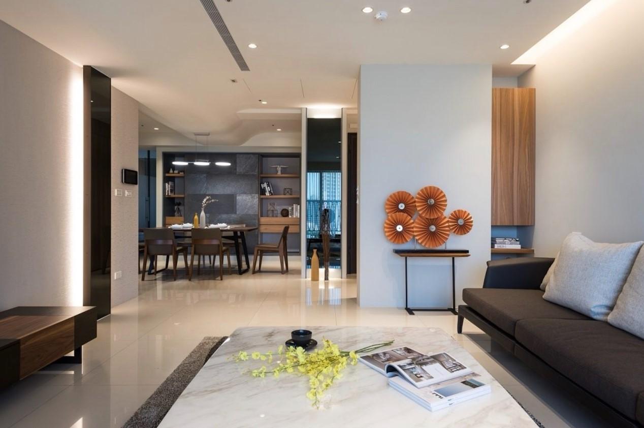 圖二、設計師們喜愛大漢家具的客製化家具對居家氛圍營造有畫龍點睛效果