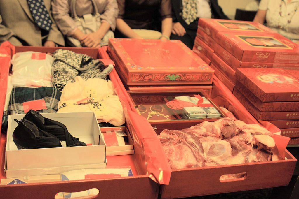 台灣傳統聘金、聘禮文化讓香港人大開眼界