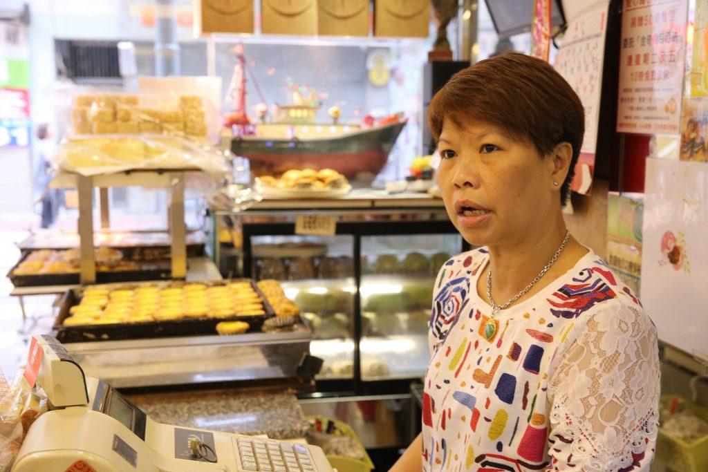 蘇太太說捐贈麵包的善長人翁為退休人士,並希望計劃能一直延續下去。
