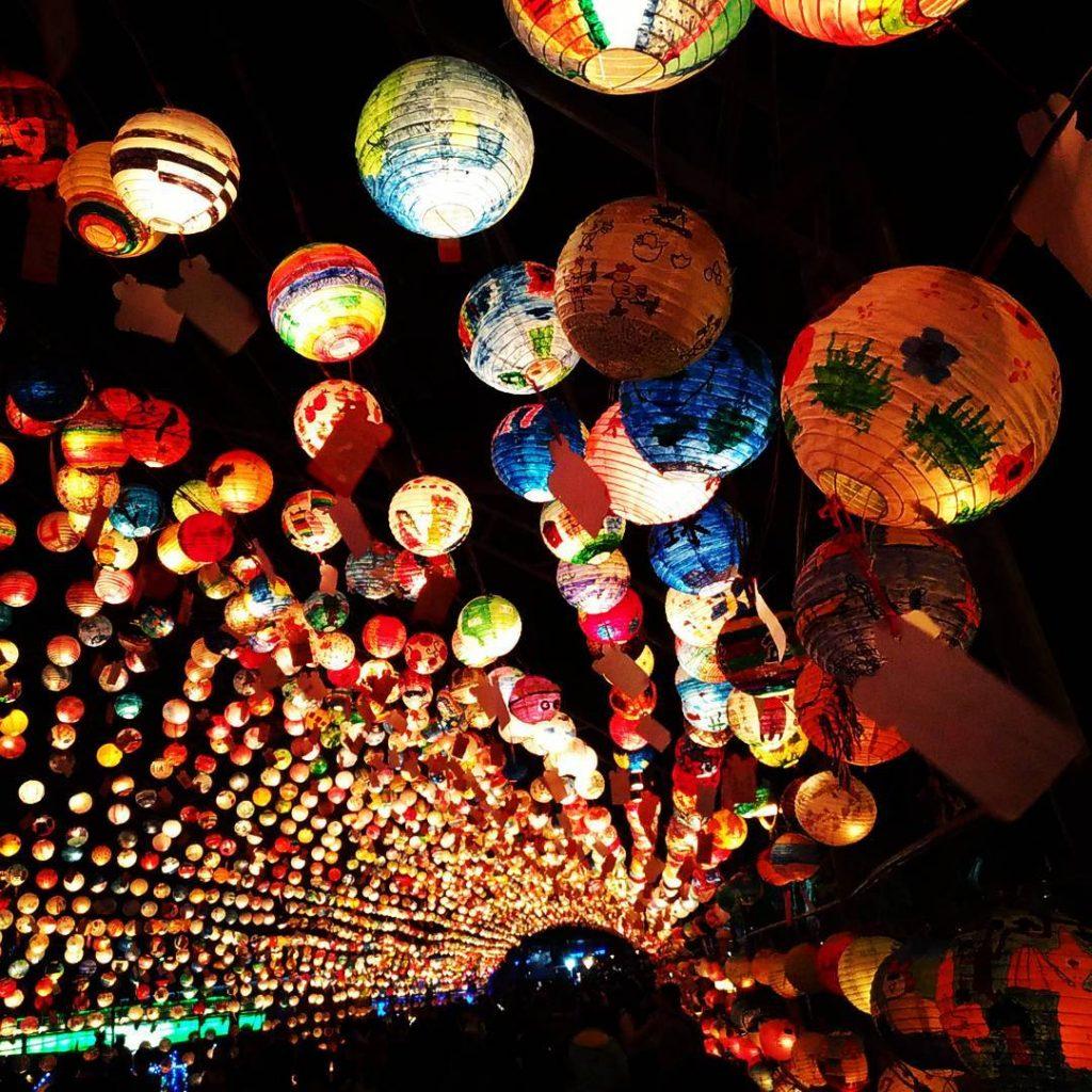 台灣元宵節燈會