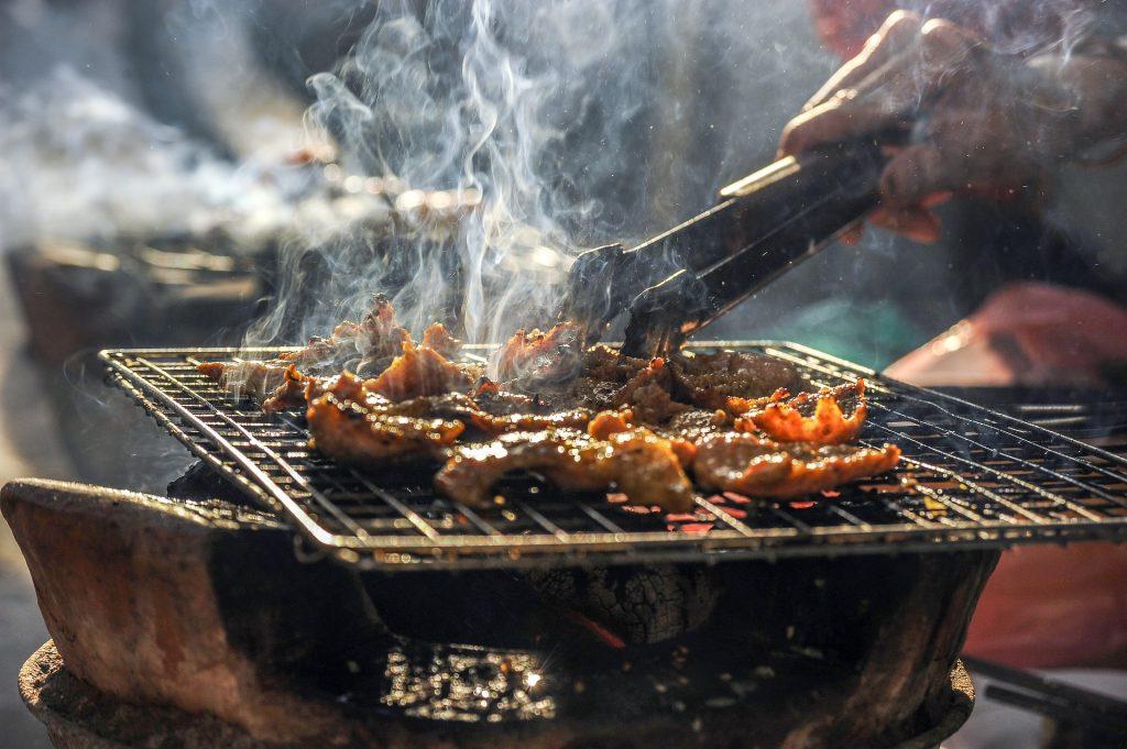 臺灣中秋節烤肉
